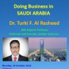 Doing Business in Saudi Arabia for the Agricultural and Biosystems Engineering